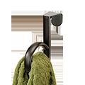 Single Loop Towel Holder