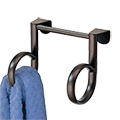 Twin Loop Towel Holder