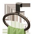 Swing Loop Towel Holder