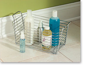 Shower Suction Shelves