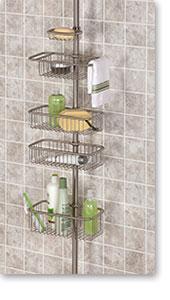 Shower Suction Shelves