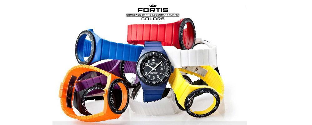 50 off fortis colors silicone pop out watches for Colors that pop out