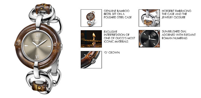 The Bamboo Timepiece Collection