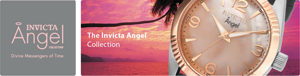 The Invicta Angel Collection
