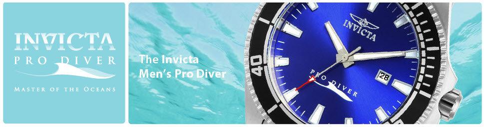 Invicta Pro Diver