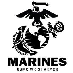 Amazon.com: Wrist Armor Men's 37100001 U.S. Marine Corps ...