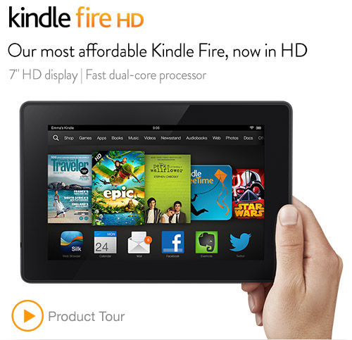 Save $20 on Any Kindle