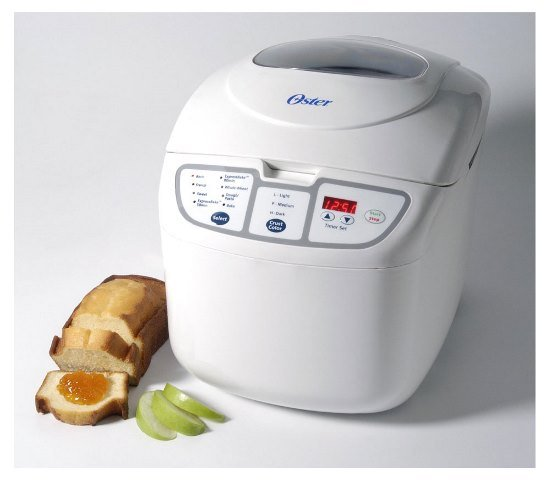 recipes for oster bread machine