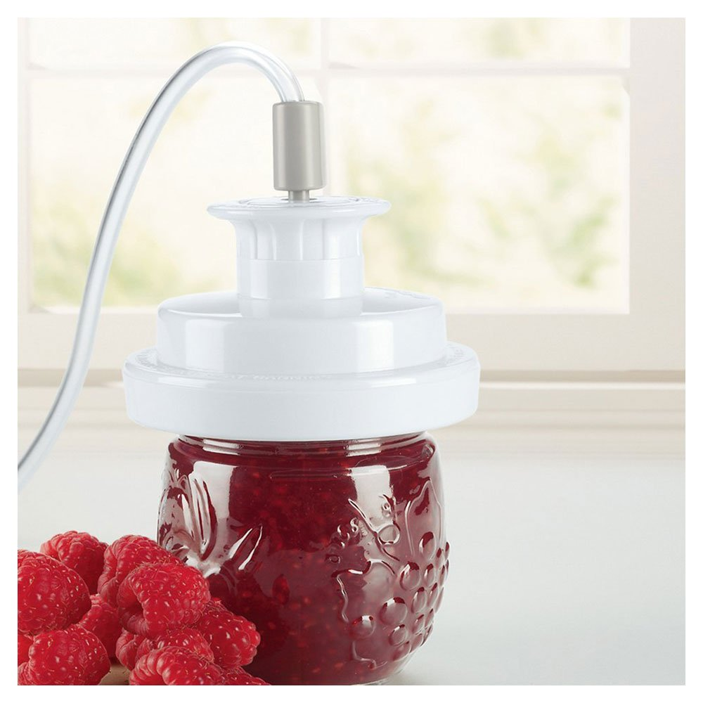 vacuum pack machine for jars