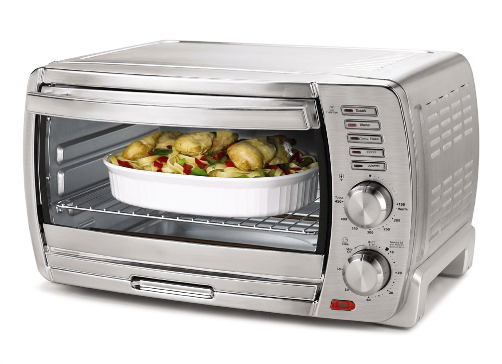 Slice Toaster Oven With Spots ~ Where to buy oster tssttvskbt slice large capacity