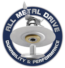 All-metal drive