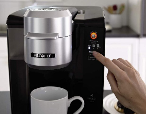 Keurig Coffee Maker Not Putting Out Enough Water : Choose from 3 brew sizes: 6, 8, or 10 ounces. view larger