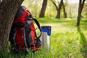 Contigo Aria Bottle with Backpack