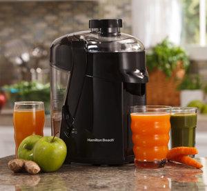 Hamilton Beach HealthSmart Juice Extractor - 67801