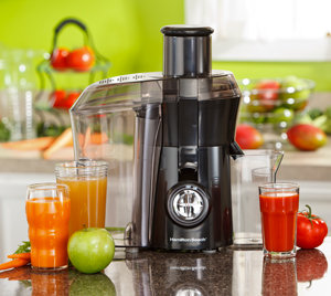 Hamilton Beach Big Mouth Juice Extractor - 67601