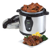 PC6-25P Digital Electric Pressure Cooker