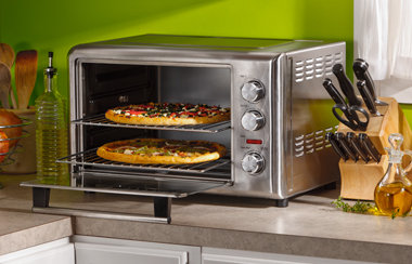 Countertop Oven For Baking Philippines : ... Oven with Convection and Rotisserie, Standard Packaging: Toaster Ovens