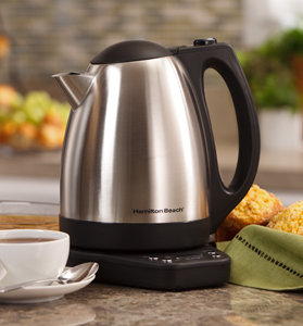 Programmable 1.7 Liter Electric Kettle - 40996