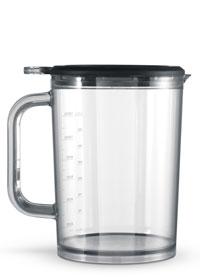Mixing jug accessory