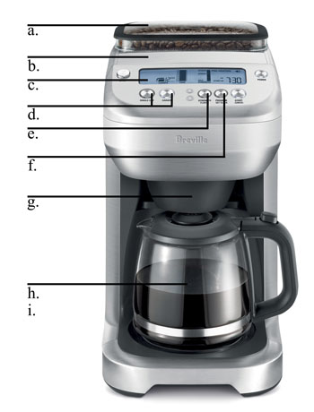 Breville BDC550XL The YouBrew Glass Drip Coffee Maker Review