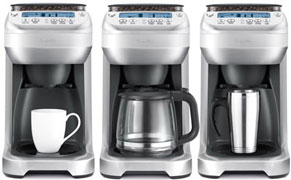 Opinions About Breville BDC550XL The YouBrew Glass Drip Coffee Maker