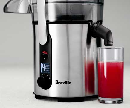 Breville BJE510XL Juice Fountain Multi Speed 900 Watt Juicer%