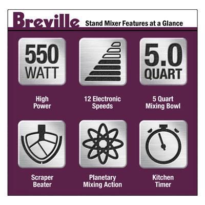 BEM800XL features