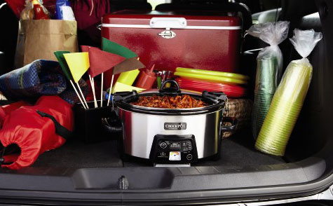 Crock-Pot Cook & Carry Slow Cooker