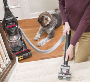 best vacuum cleaner for pet hair