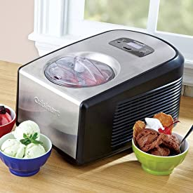 The Cuisinart ICE-100