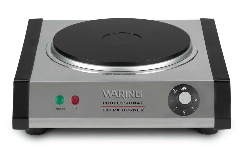 Countertop Stove Burners : New Waring Pro Countertop Portable Burner Electric Hot Plate Stove ...