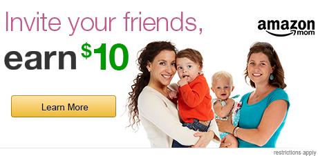 Earn a $10 Credit on Amazon.com