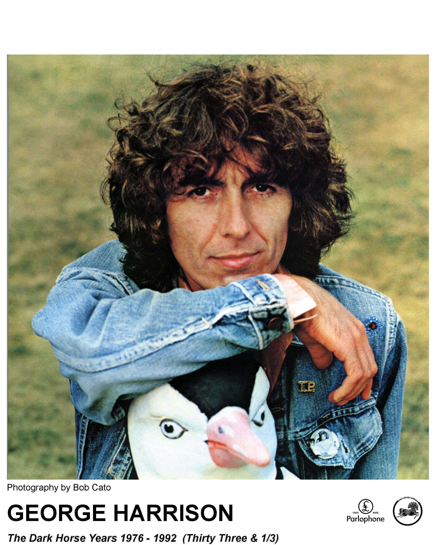 George Harrison - The Best Of George Harrison (1991, CD