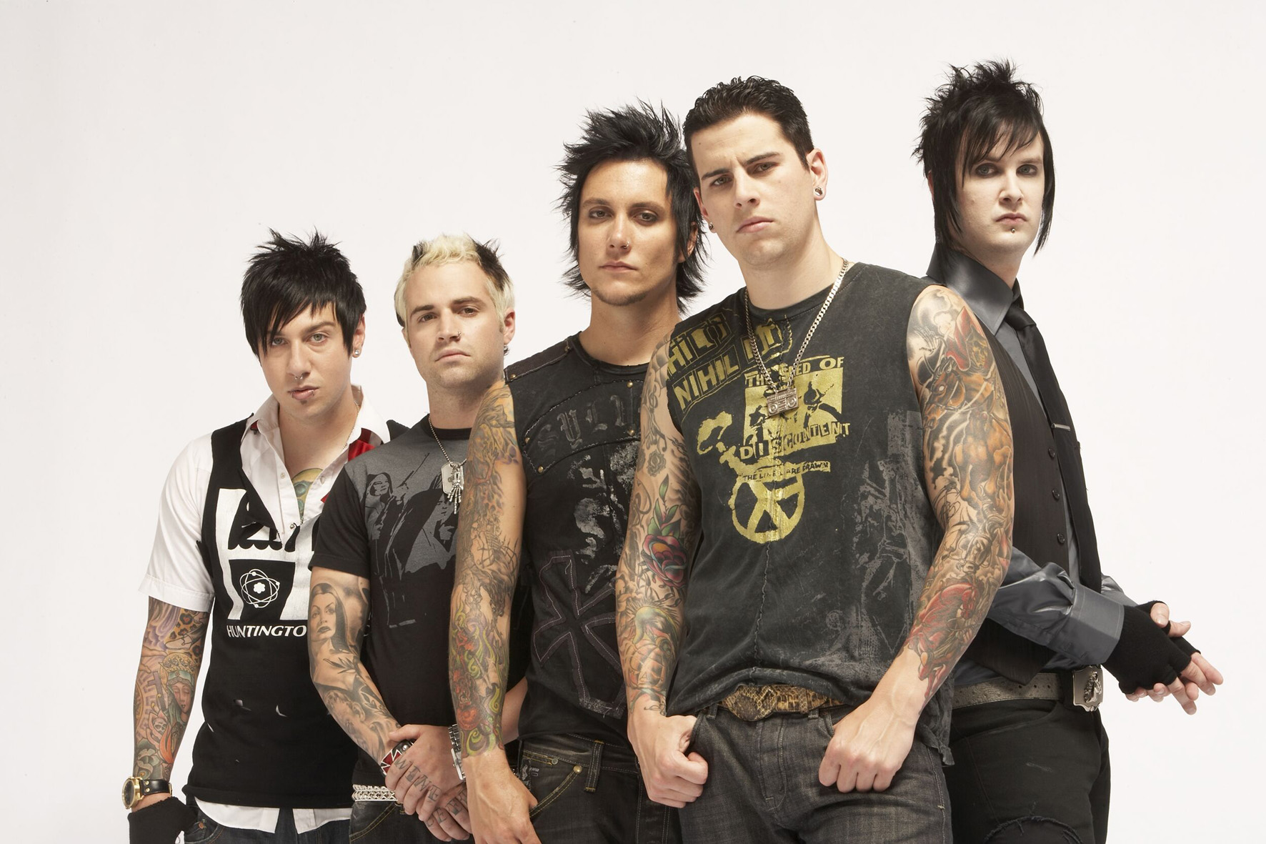 avenged sevenfoldu weird wud compare