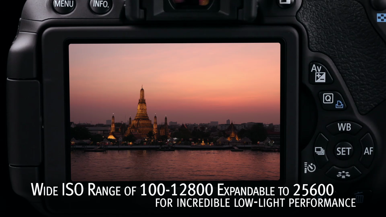 Overview: EOS Rebel T5i by Canon