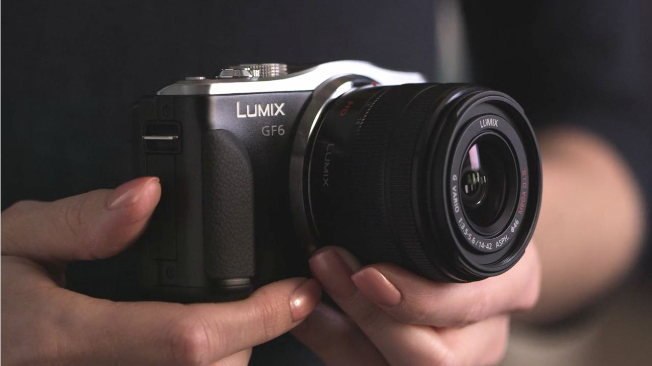 Panasonic Lumix DMC-GF6 with 14-42mm f/3.5-5.6 II OIS Lens by DPReview