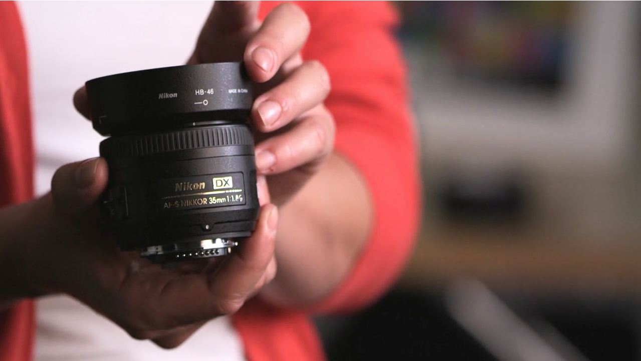 Nikon AF-S DX 35mm f/1.8 G Lens by DPReview