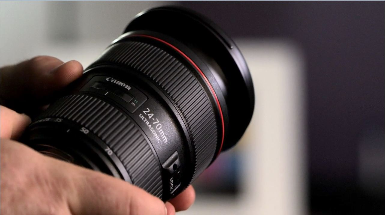 Canon EF 24-70mm f/2.8 L II USM Lens by DPReview