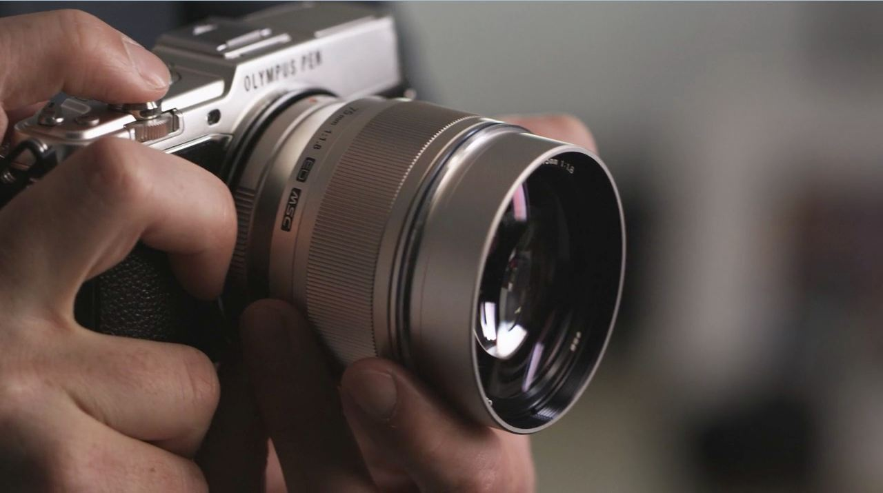 Olympus M.Zuiko 75mm F1.8 Lens by DPReview
