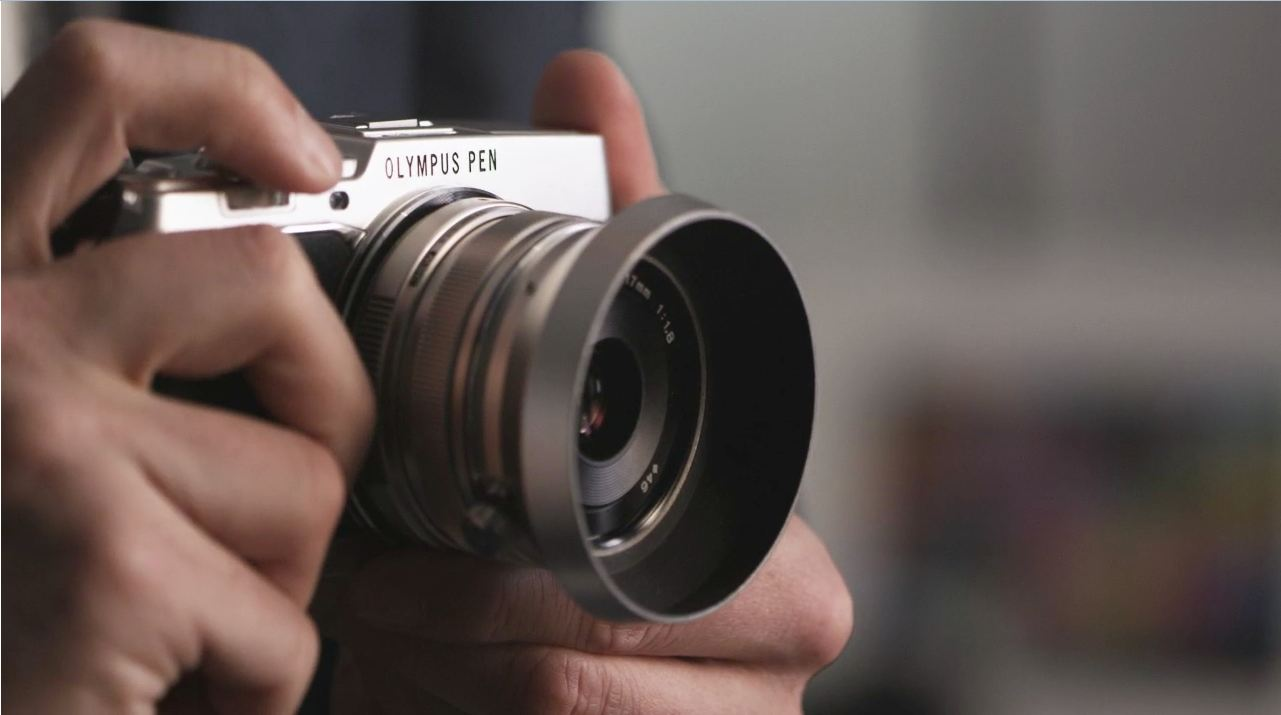 Olympus PEN E-P5 Mirrorless Camera by DPReview