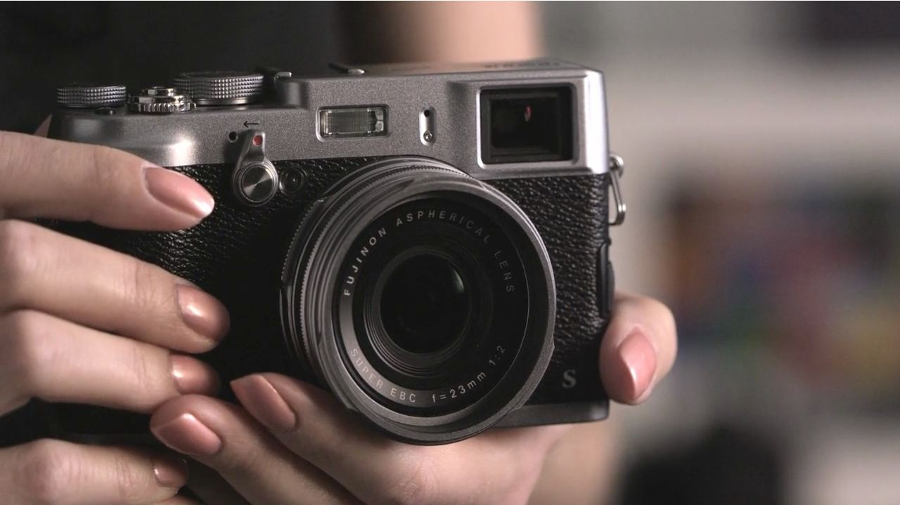 Fujifilm X100S by DPReview
