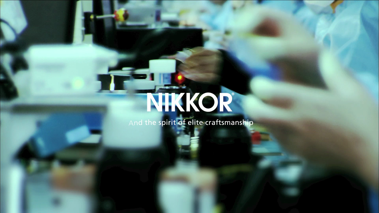 Nikkor: the Eyes of Nikon