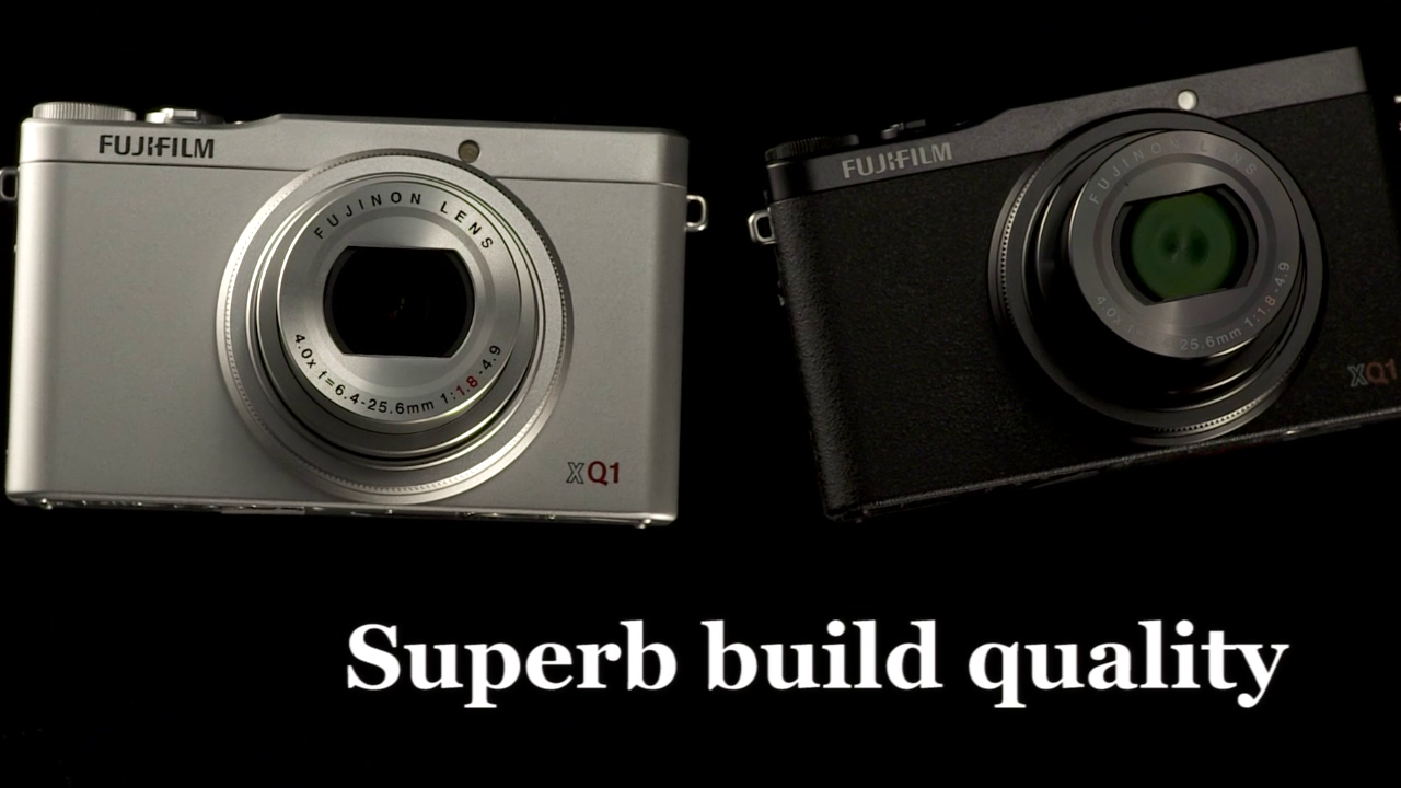 Introduction to the XQ1 by Fujifilm