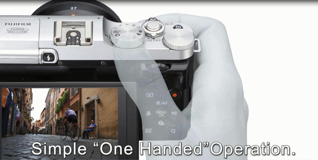 Compact X Impact: X-M1 by Fujifilm