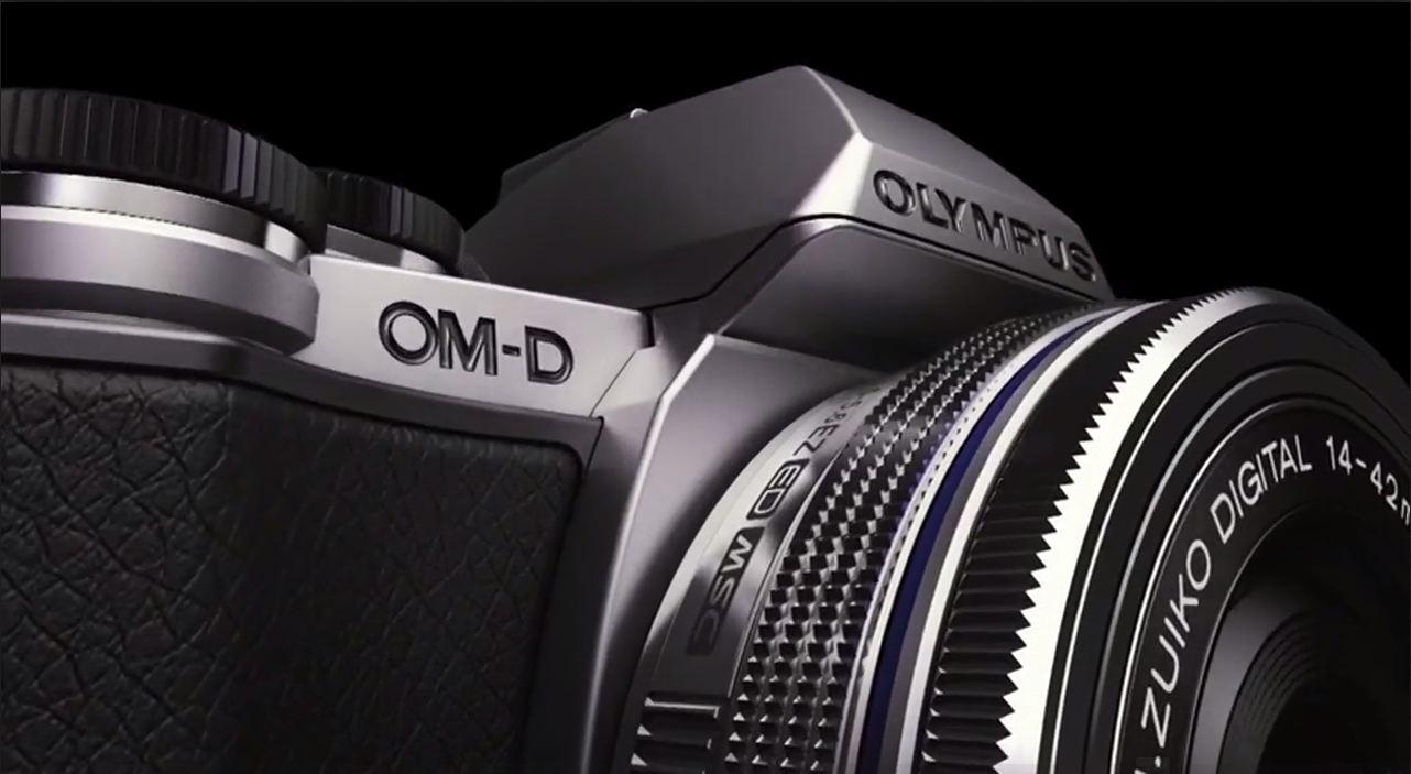 OM-D E-M10 by Olympus
