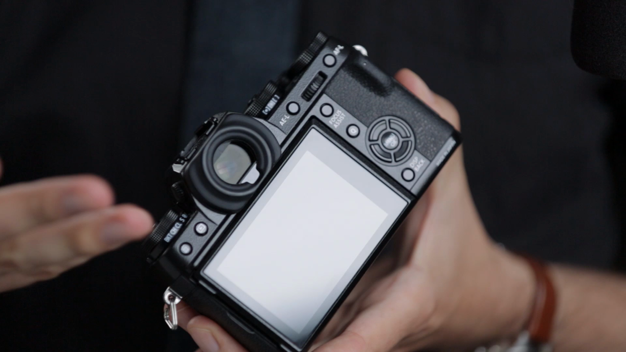 Fujifilm X-T1 by DPReview