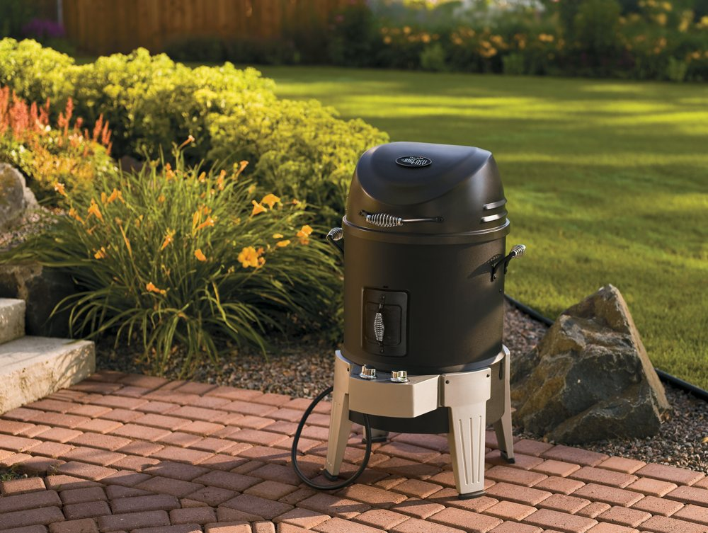 Amazon Com Char Broil Big Easy Tru Infrared Smoker Roaster And Grill Electric