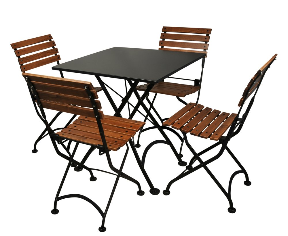 furniture designhouse 4113s bk handcrafted french bistro european cafe