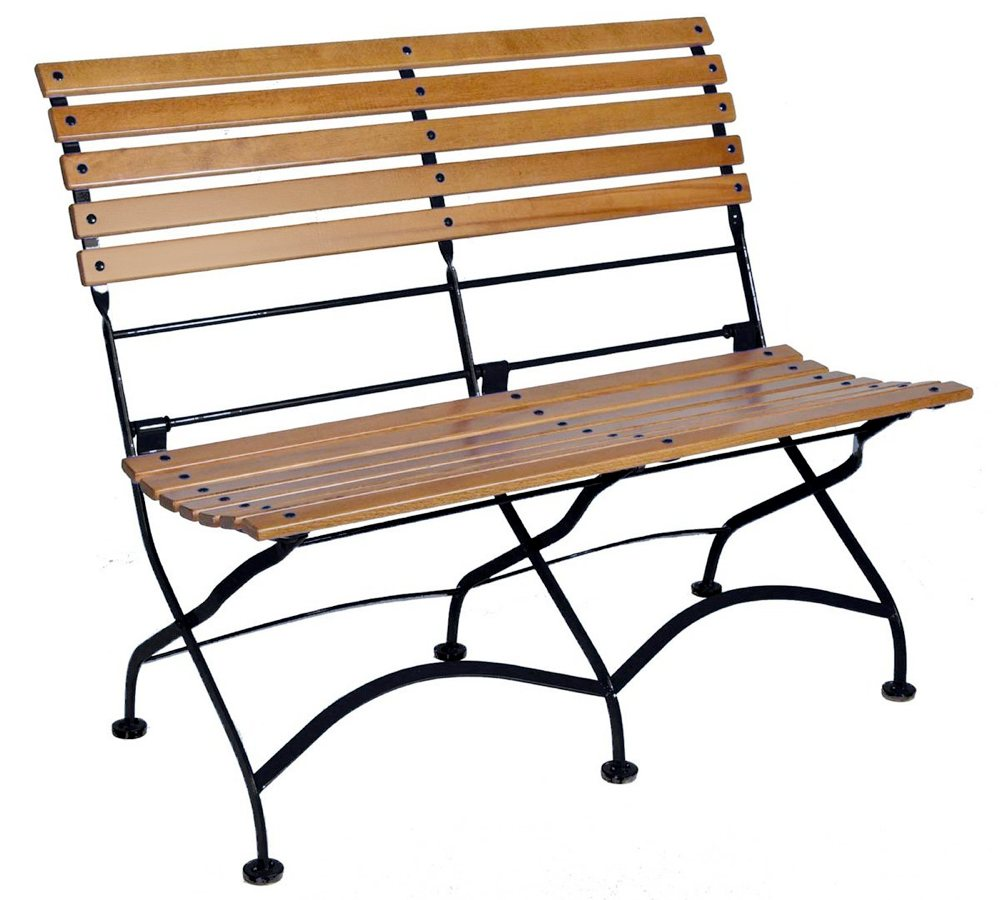 Hokku Designs Revionna Two Seat Bench With Storage: Amazon.com : Furniture Designhouse 5551T-BK Handcrafted