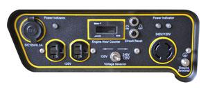 WEN 56352 3500-Watt Gas-Powered Portable Generator
